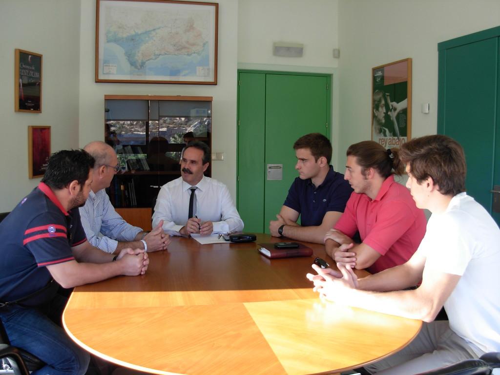 Valdivia y la delegación de URA