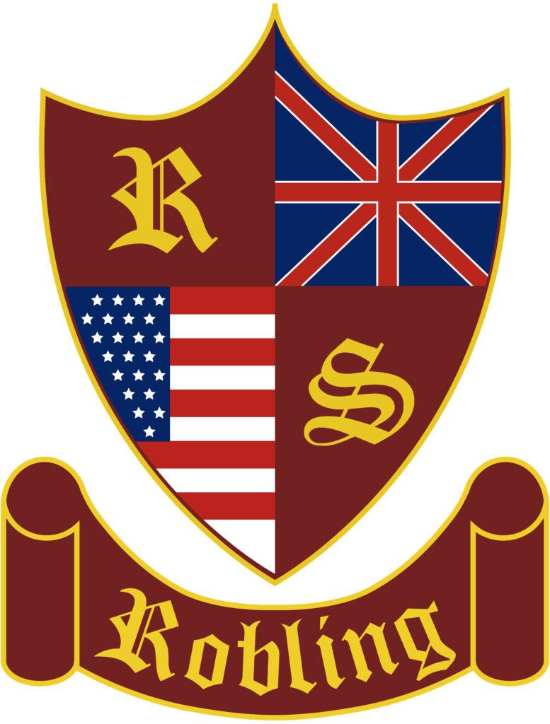 LOGO escudo robling school-pdf
