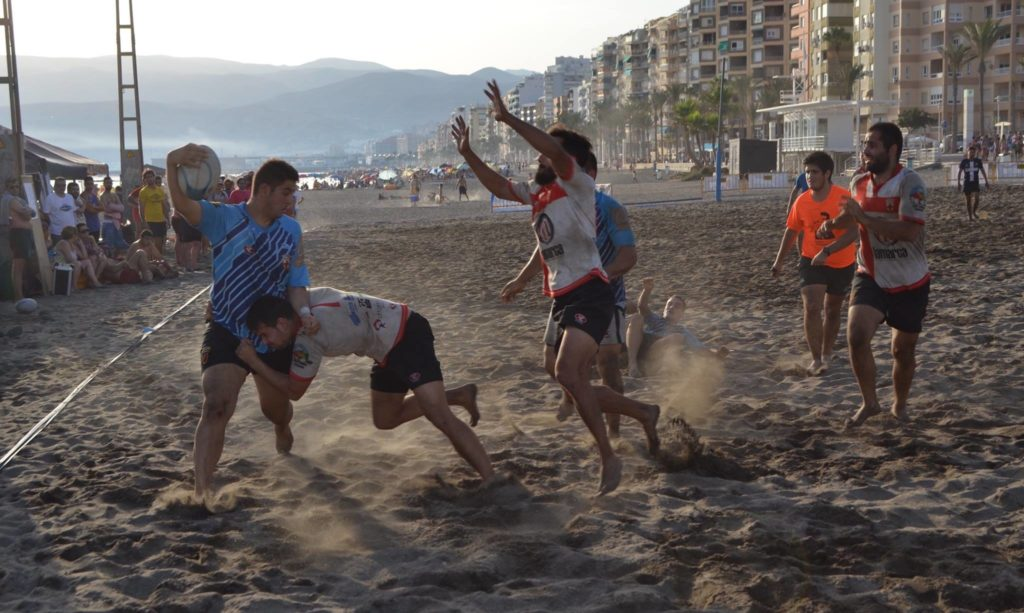 torneo rugby playa semifinal ura-costa