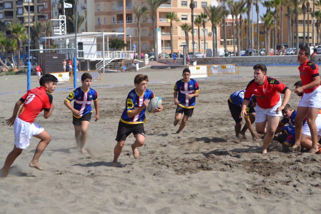 torneo rugby sub-18 costa de almeria huercal overa