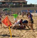 La solidaridad y la inclusión rugbiers sobre la arena