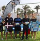 El decano andaluz del rugby playa se rejuvenece