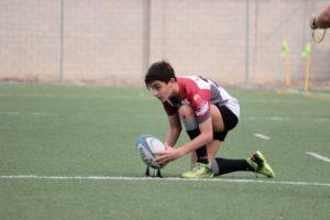 (GALERÍA) Unión Rugby Almería Sub16 – Estación Rinconada RC Sub16
